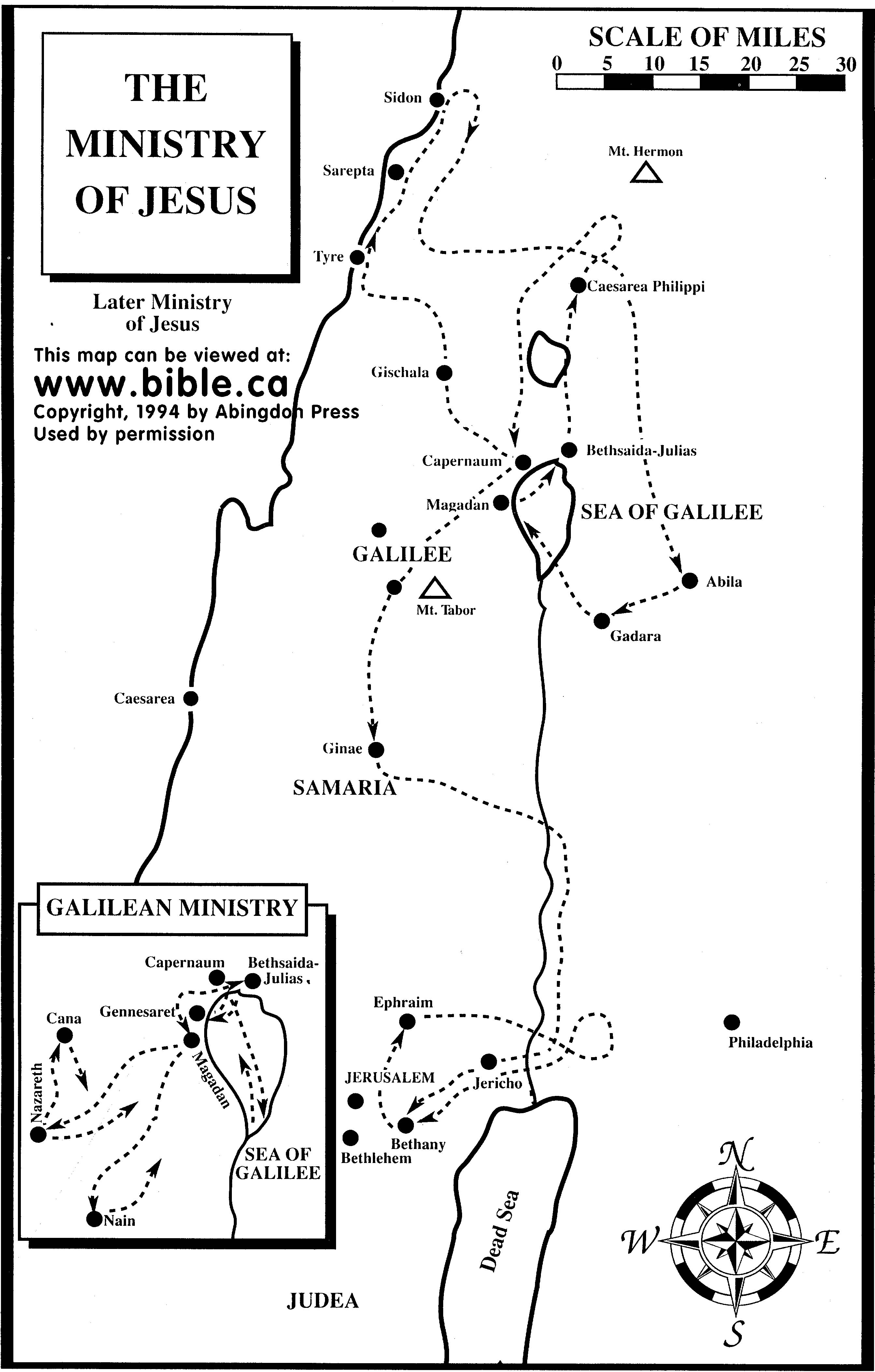 AHCOC- Online Bible on bible maps jerusalem, bible times map of scythia, bible road map, map of luke's ministry, map of john the baptist ministry, bible palestine map, jusus ministry,